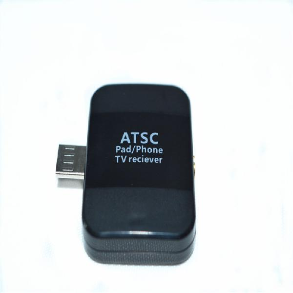 Micro usb digital atsc tv receiver tv tuner for android