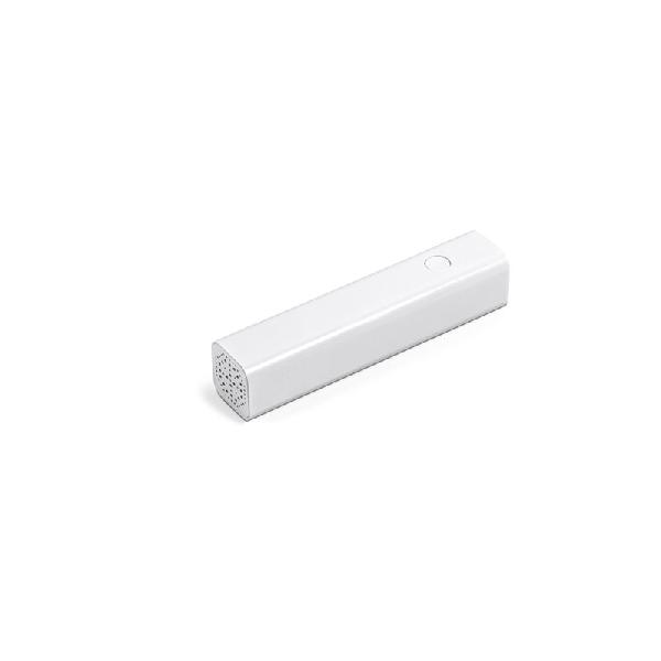 Octave 2600mAh Power Bank Bluetooth Speaker Solid White
