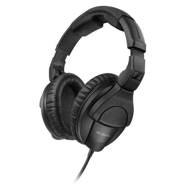 Sennheiser hd 280 pro over ear headphones - black