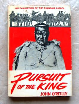 PURSUIT OF THE KING by John O¿Reilly