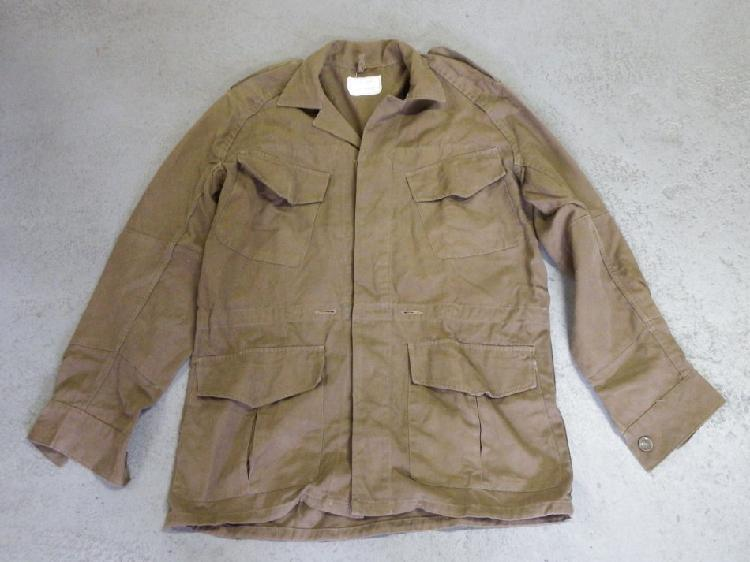 Sadf nutria bush jacket - size large