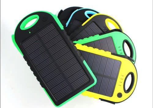 10000mah solar power bank solar battery charger