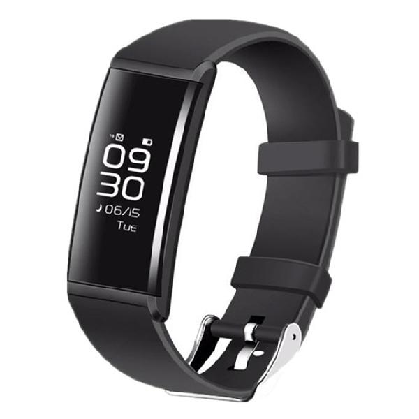 Heart rate fitness touchpad oled screen sports smart