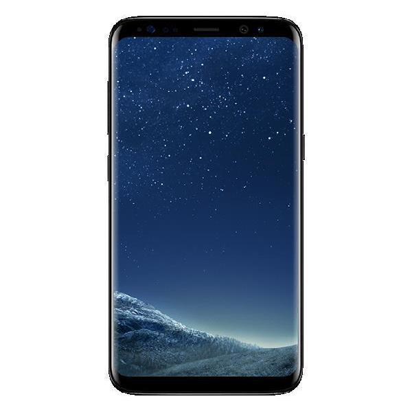 Samsung galaxy s8 (dual sim, 64gb, midnight black, special