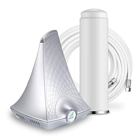 Surecall flare cell phone signal booster kit for all