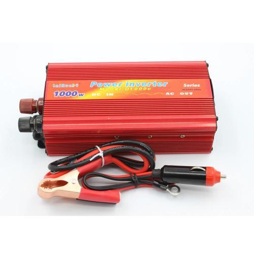Car inverter 1000w dc 12v~24v to ac 220v power inverter