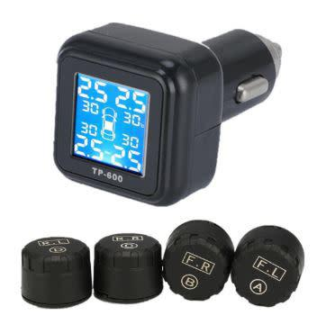 Tyre pressure monitoring system-tpms