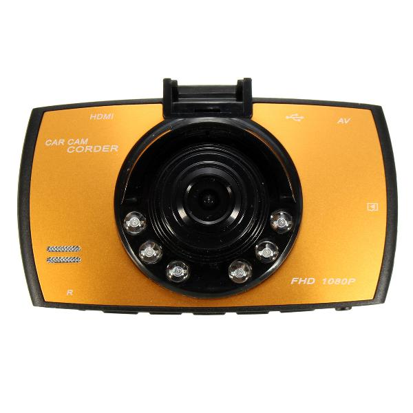 2.7 inch lcd dvr hdmi camera recorder g-sensor 1080p th-h700