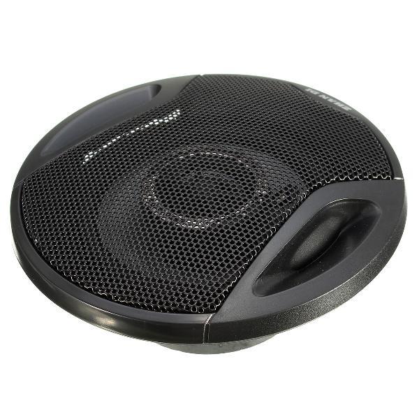 200w 4 inch 10cm dual-cone car coaxial speakers tweeter car
