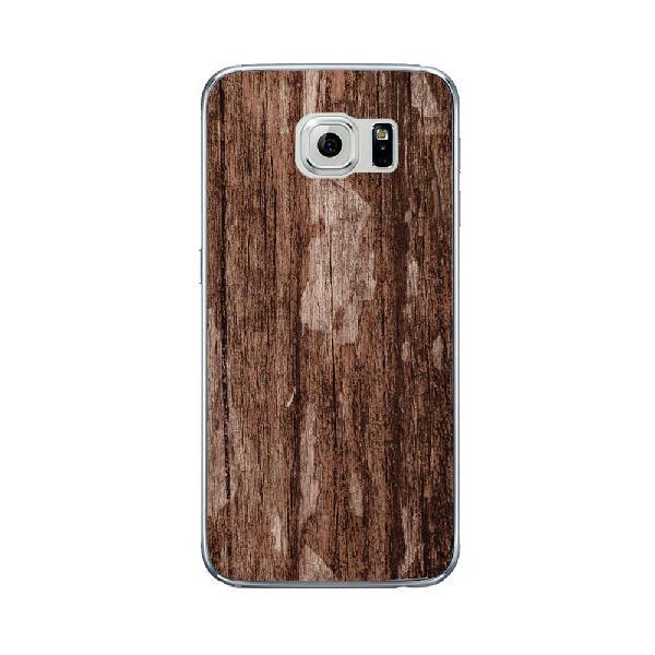 Dark wood phone case - samsung galaxy s6 edge