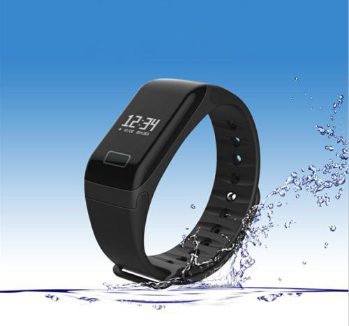Sport fitness tracker watch, smart bp hr bracelet, sleep