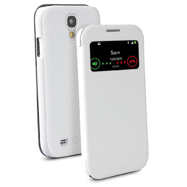 Window case for s4 mini white