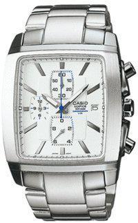 Casio general men's watches edifice chronograph