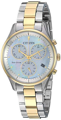 Citizen watches women's fb1444-56d chandler two-tone one