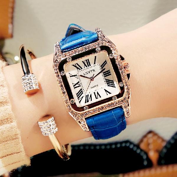 Fashion quartz ladies watch