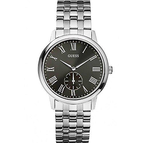 Guess men's watches guess dress gents bracelet w80046g1 - ww