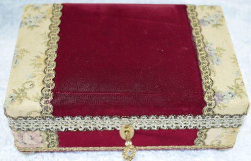 "La vie en rose"" french musical jewellery box - from suezyt"