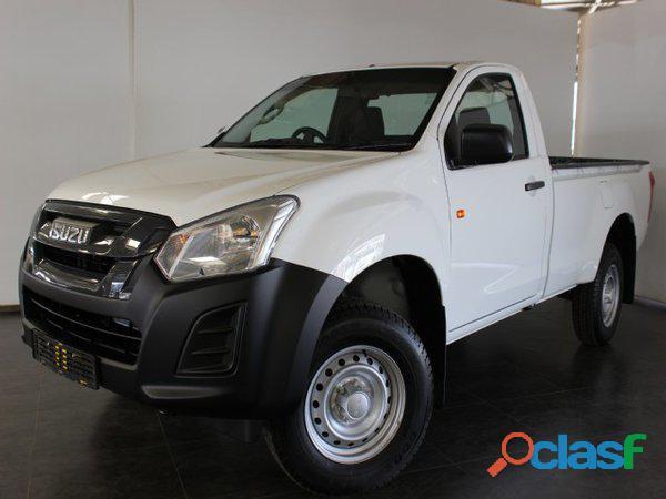 Isuzu d max 250 ho fleetside single cab bakkie
