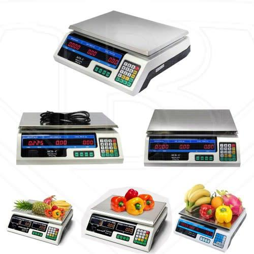 40kg digital weight scale price computing scale