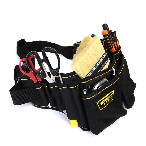 Repair kit bag adjustable portable storage tool bag