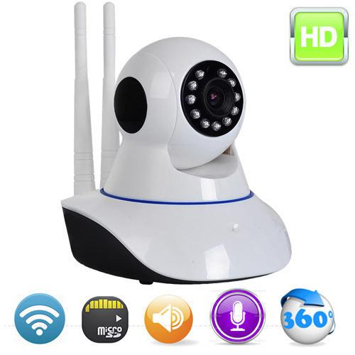 Mobile communication wifi camera with night vision working