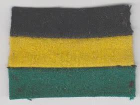 World war one 4th south african infantry sai cloth flash