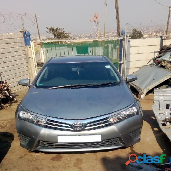 Toyota Corolla Prestige 1.4 D4D 1ND 2016   STRIPPING FOR SPARES 7