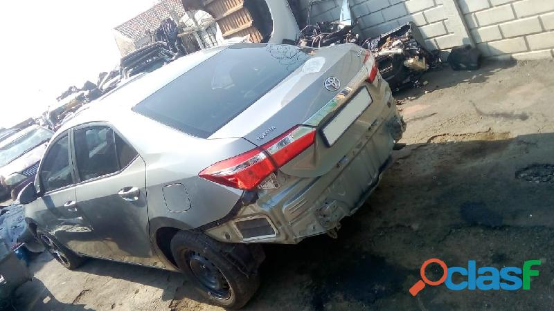 Toyota Corolla Prestige 1.4 D4D 1ND 2016   STRIPPING FOR SPARES 6