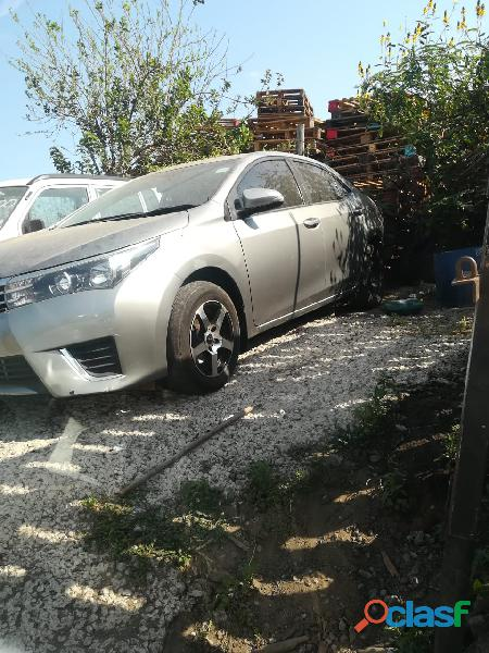 Toyota Corolla Prestige 1.4 D4D 1ND 2016   STRIPPING FOR SPARES 5