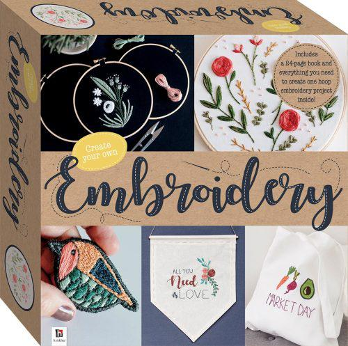 Embroidery box set