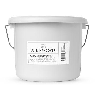 Handover Yellow Carnauba Wax (T3)(1 kg Bucket)