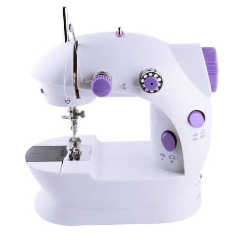 Household mini sewing machine convenient portable small