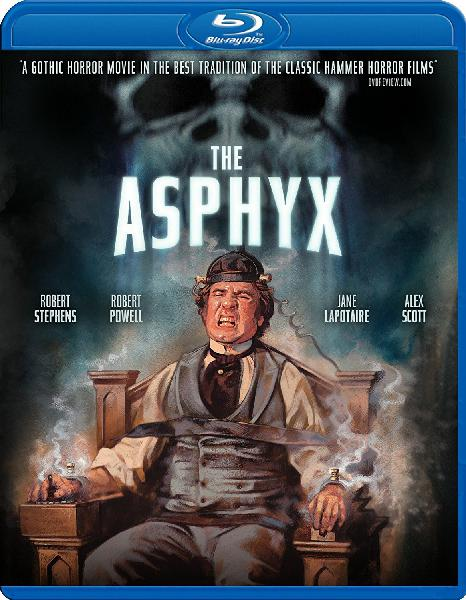 Asphyx, the (robert powell) (blu ray)