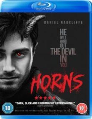 Horns (blu-ray disc)