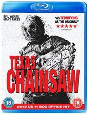 Texas chainsaw (blu-ray disc)