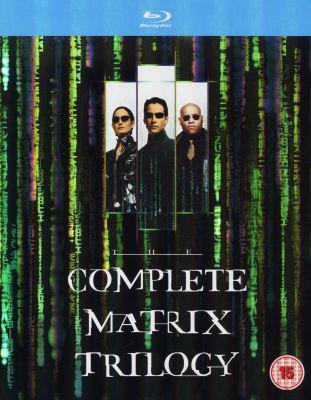 The complete matrix trilogy - the matrix / the matrix: