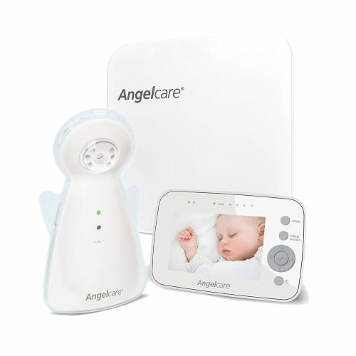 Angelcare ac1300 video, sound and movement baby monitor