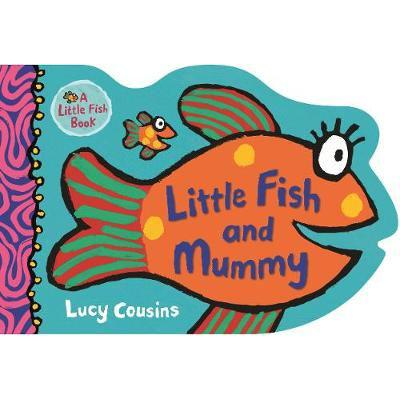 Little Fish and Mummy (Board book)