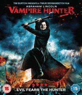 Abraham Lincoln - Vampire Hunter (Blu-ray disc)