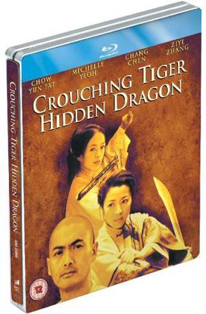 Crouching tiger, hidden dragon (blu ray)