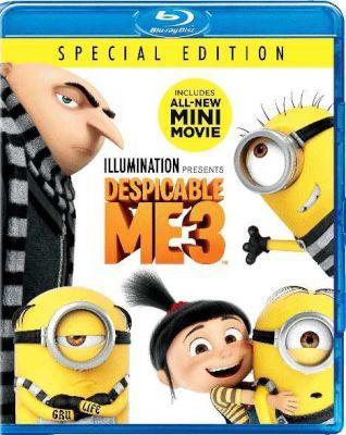 Despicable Me 3 (Blu-ray disc)
