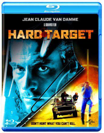 Hard target (blu ray)