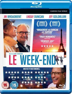 Le weekend (blu-ray disc)