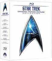 Star Trek: The Movies 1-6 (Blu-ray disc)
