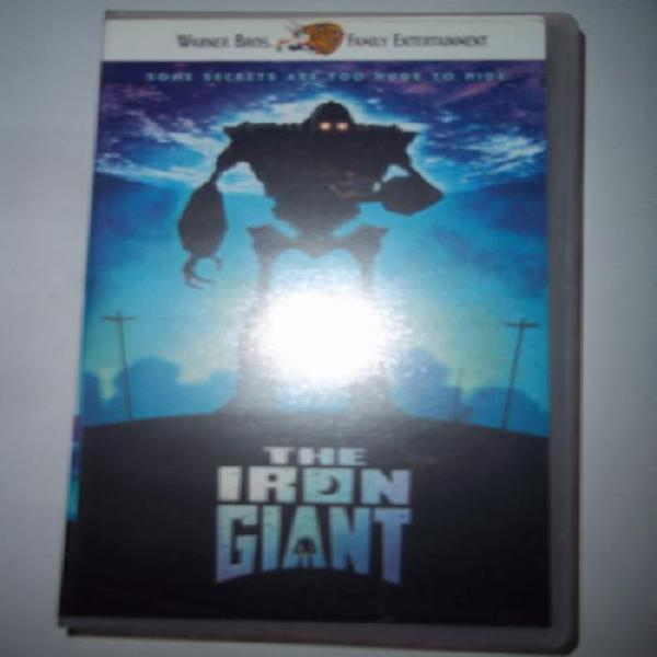 The Iron Giant (VHS)
