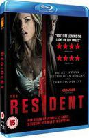 The resident (blu-ray disc)