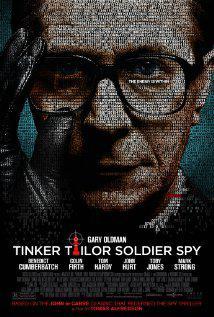 Tinker Tailor Soldier Spy (Colin Firth, Gary Oldman, John