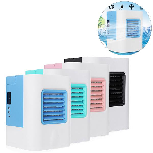 Air cooler small air conditioning fan mini usb camping