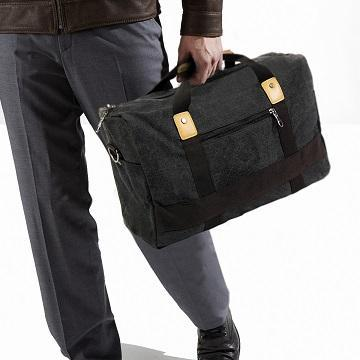 Medoodi - Marino Weekend Duffle - Black