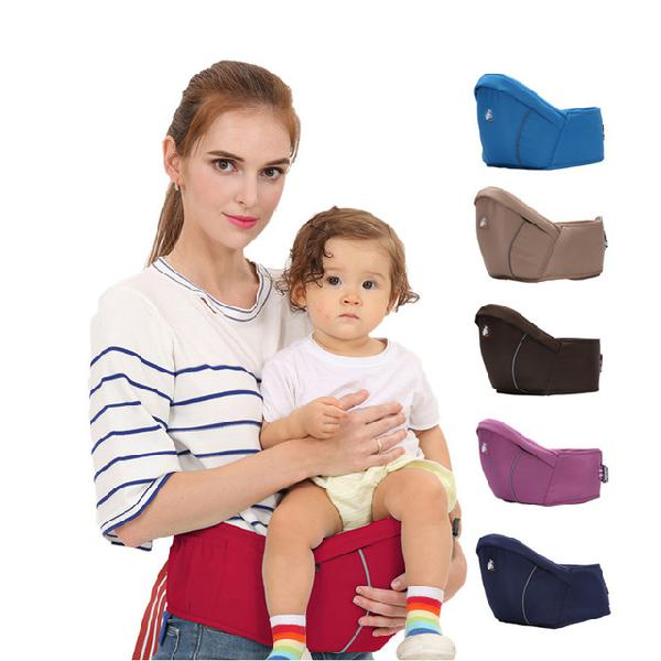 Outdoor portable baby carriers bag waist stool